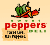Sweet Peppers Deli logo