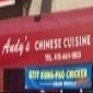 Andy's Chinese