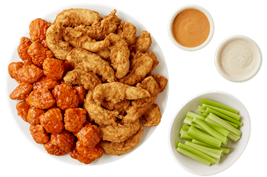 Boneless Zampler Platter - Regular