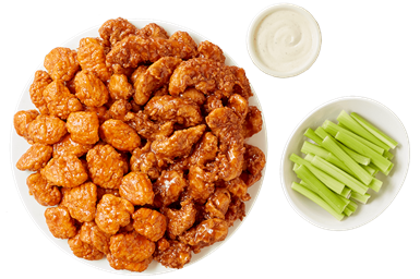 Boneless Buffalo Zampler Platter - Regular