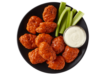 Boneless Wings - 5 Piece