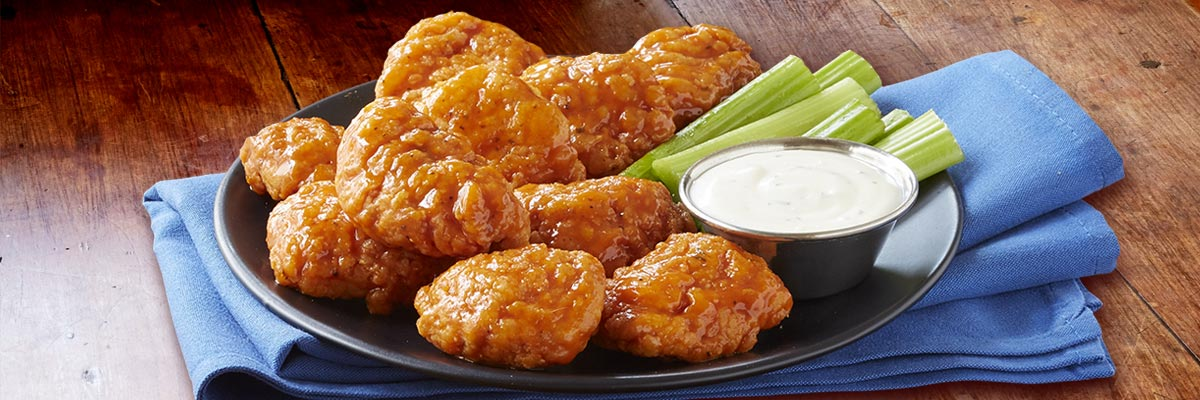 Boneless Wings - 5 Piece hero image