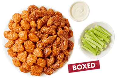 Regular Buffalo Boneless Zampler - Boxed