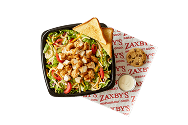 House Zalad Boxed Lunch - Fried