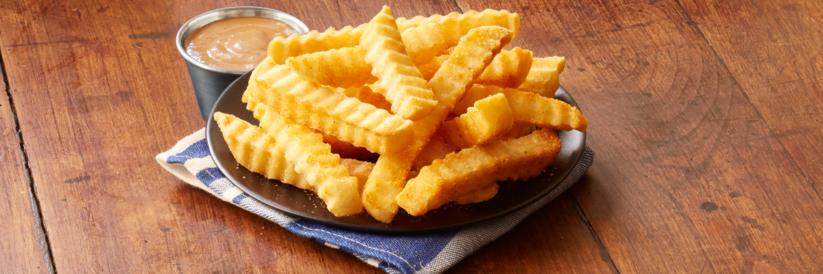 Basket of Fries hero image